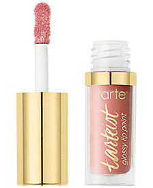 Receive a FREE Deluxe Tarteist™ Glossy Lip Paint with any $45 Tarte purchase