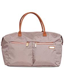 Jessica Simpson Classic Preppy Duffel Bag