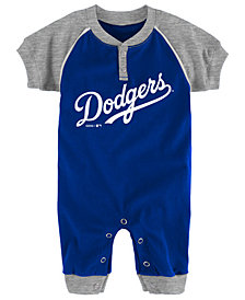 Outerstuff Los Angeles Dodgers Gametime Coverall, Infants (0-9 Months)