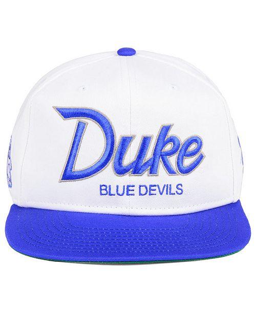 61d8fe7900cff Nike Duke Blue Devils Sport Specialties Snapback Cap   Reviews ...