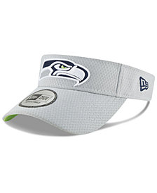 New Era Seattle Seahawks Training Visor