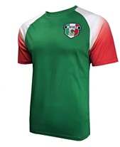 Mexico National Team Sublimated Sleeve T-Shirt 575691e264a