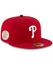 New Era Philadelphia Phillies Sandlot Patch 59Fifty Fitted Cap