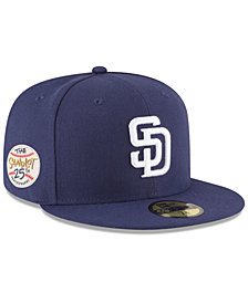 New Era San Diego Padres Sandlot Patch 59Fifty Fitted Cap