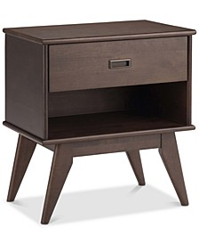 CLOSEOUT! Ednie Bedside Table