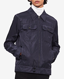 Calvin Klein Jeans Men's Harrington Full-Zip Jacket