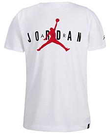 Big Boys Jumpman Logo Graphic T-shirt