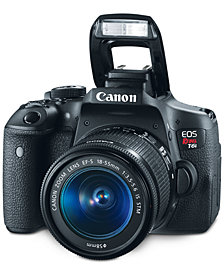 Canon EOS Rebel T6i EF-S Kit
