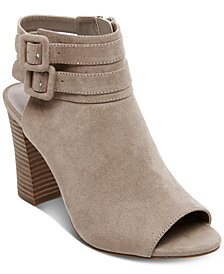 Madden Girl Banquet Peep-Toe Shooties