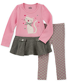 Kids Headquarters Little Girls 2-Pc. Set