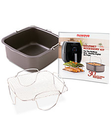 NuWave Brio 3-Qt. Gourmet Accessory Kit