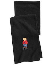 Polo Ralph Lauren Men's Polo Bear Scarf