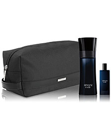 Giorgio Armani Men's 3-Pc. Armani Code Deluxe Travel With Style Set