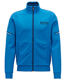 BOSS Men's Full-Zip Sweatshirt