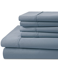 1000 Thread Count 6-Pc. King Sheet Set