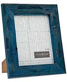 "Philip Whitney 8"" x 10"" Blue Barn Picture Frame"
