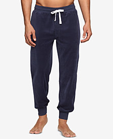 Tommy Hilfiger Men's Modern Essentials Velour Joggers
