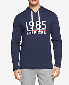 Tommy Hilfiger Men's Modern Essentials Cotton Logo Graphic Hoodie