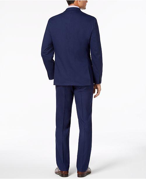 2af2c9a589c0 Van Heusen Flex Men s Slim-Fit Suits   Reviews - Suits   Tuxedos ...