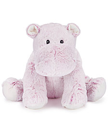 "First Impressions Baby Boys & Girls 11"" Hippo Plush, Created for Macy's"