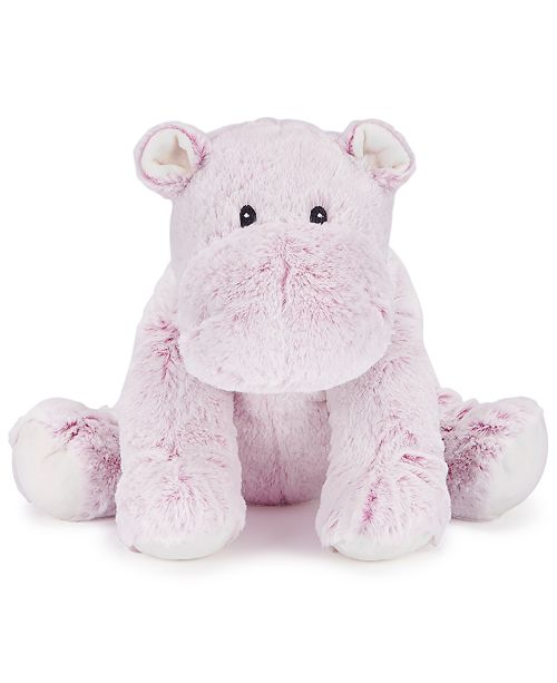 First Impressions Baby Boys Girls 11 Hippo Plush Created For