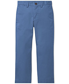 Polo Ralph Lauren Little Boys Twill Cotton Chino Pants