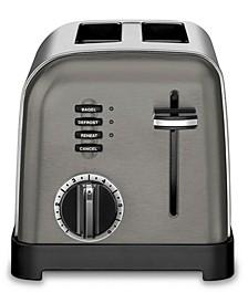 CPT-160BKS Classic Toaster,  2-Slice