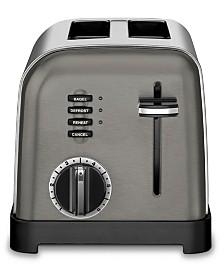 Cuisinart CPT-160BKS Classic Toaster,  2-Slice