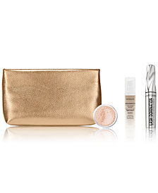 Receive a FREE 4-Pc. Beauty Gift with any $60 bareMinerals purchase