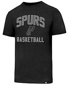 '47 Brand Men's San Antonio Spurs 6th Man Club T-Shirt