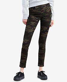 Levi's® Skinny Perfectly Slimming Pull-On Camo Jeggings