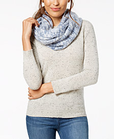 BCBGeneration Space-Dyed Loop Scarf, Created for Macy's