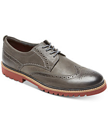 Rockport Men's Marshall Wingtip Bluchers
