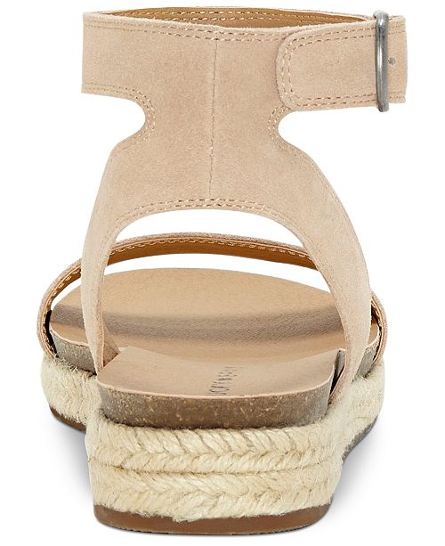 165590e37da Lucky Brand Women s Garston Sandals   Reviews - Sandals   Flip Flops ...