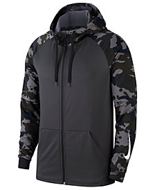 Nike Men's Dry Fleece Training Hoodie