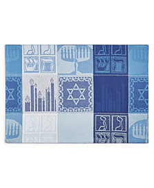 "Homewear Hanukkah Nights 13"" x 19"" Placemat"