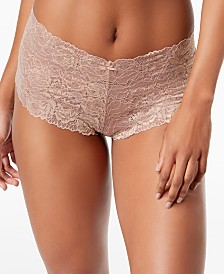 I.N.C. Lace Boyshort, Created for Macy's