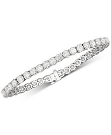 Diamond Tennis Bracelet (15 ct. t.w) in 14k White Gold