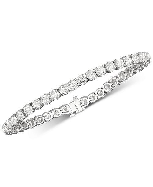Macy's Diamond Tennis Bracelet (15 ct. t.w) in 14k White Gold