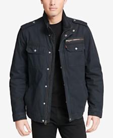 Levi's® Men's Cotton Zip-Front Jacket