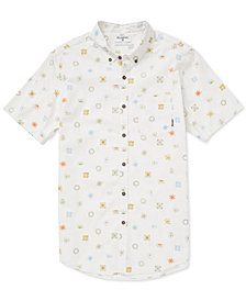 Billabong Men's Sundays Printed Pocket Shirt