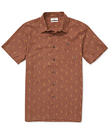 Billabong Men's Sundays Jacquard Shirt