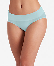 Jockey Natural Beauty Seamless Hi Cut Brief 2453