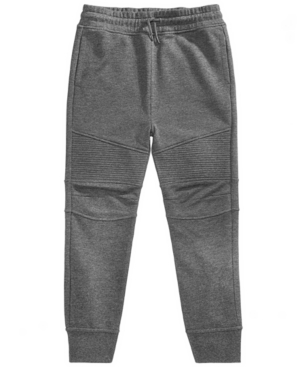 Epic Threads Big Boys Moto Knit Jogger Pants Created for Macys