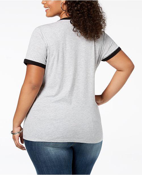 Shirt Size Beatles Plus Graphic Hybrid Grey T q0PBXw