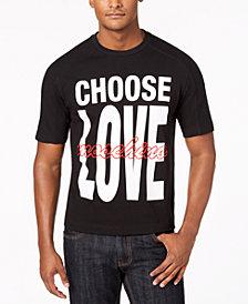 Love Moschino Men's Choose Love T-Shirt