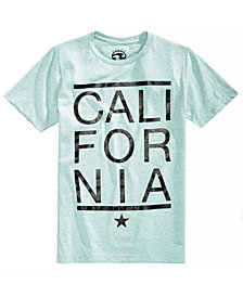 Univibe Big Boys California-Print T-Shirt