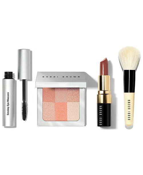 ... Bobbi Brown 4-Pc. Pretty Effortless Eye, Cheek, & Lip Kit, ...