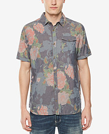 Buffalo David Bitton Men's Sofre Printed Shirt