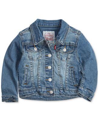 aaf7544a6145 Levi s Toddler   Little Girls Denim Jacket